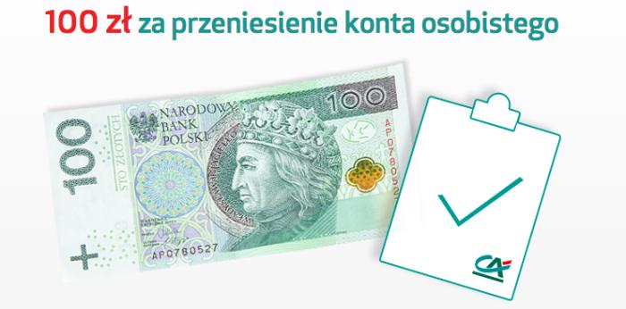 credit-agricole-100zl-za-przeniesienie