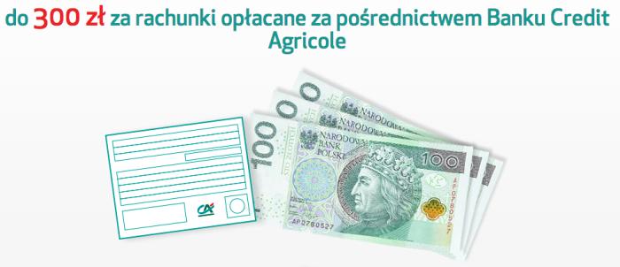credit-agricole-300zl-za-rachunki